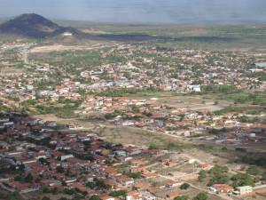 Vista aérea Itapipoca
